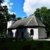 Bilder från Bäcks kyrka