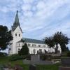 Bilder från Lindome kyrka