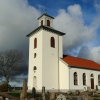 Bilder från Harestads kyrka