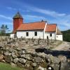 Bilder från Bokenäs gamla kyrka