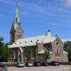 Bilder från Bokenäs nya kyrka