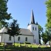 Bilder från Vänersnäs kyrka