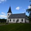 Bilder från Målsryds kyrka