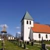 Bilder från Dannike kyrka