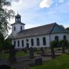 Bilder från Fristads kyrka