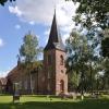 Bilder från Vänga kyrka