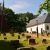 Bilder från Tidavads kyrka