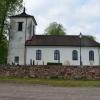 Bilder från Eks kyrka