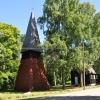 Bilder från Mobackens kapell