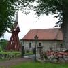 Bilder från Velinga kyrka