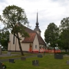 Bilder från Baltaks kyrka