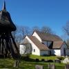 Bilder från Gökhems kyrka