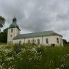 Bilder från Slöta kyrka