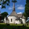 Bilder från Skörstorps kyrka