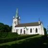 Bilder från Dala kyrka
