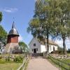 Bilder från Solberga kyrka