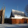 Bilder från Närhetens kyrka