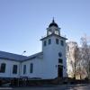 Bilder från Vitsands kyrka