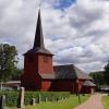Bilder från Lungsunds kyrka