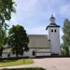 Bilder från Grums kyrka