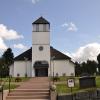 Bilder från Östervallskogs kyrka
