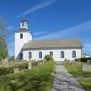 Västra Ämterviks kyrka, 16 maj 2019. Foto: Åke Johansson.
