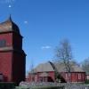 Bilder från Visnums kyrka