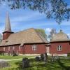 Sunnemo kyrka, 16 maj 2019. Foto: Åke Johansson.