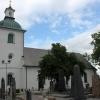 Bilder från Mikaelikyrkan