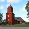 Bilder från Svanskogs kyrka