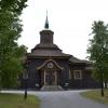 Bilder från Ramundeboda kyrka