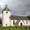 Bilder från Viby kyrka