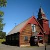 Bilder från Hörkens kyrka