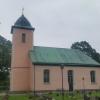 Bilder från Lännäs kyrka