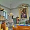 Bilder från Ekeby kyrka