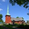 Bilder från Karlskoga kyrka