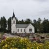 Bilder från Vikers kyrka