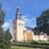 Bilder från Ramnäs kyrka