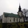 Bilder från Västerlövsta kyrka