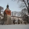 Bilder från Kristina kyrka