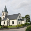Bilder från Norrby kyrka