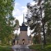 Bilder från Fors kapell