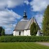 Bilder från Malungs kyrka