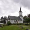 Bilder från Tyngsjö kyrka