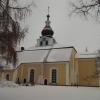 Bilder från Leksands kyrka