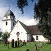 Bilder från Rättviks kyrka