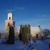 Bilder från Skattunge kyrka
