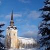 Bilder från Älvdalens kyrka