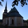 Bilder från Mora kyrka