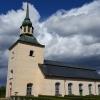 Bilder från Våmhus kyrka